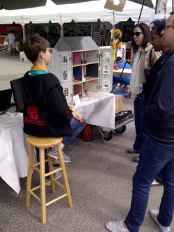Exhibiting at Maker Faire 2011