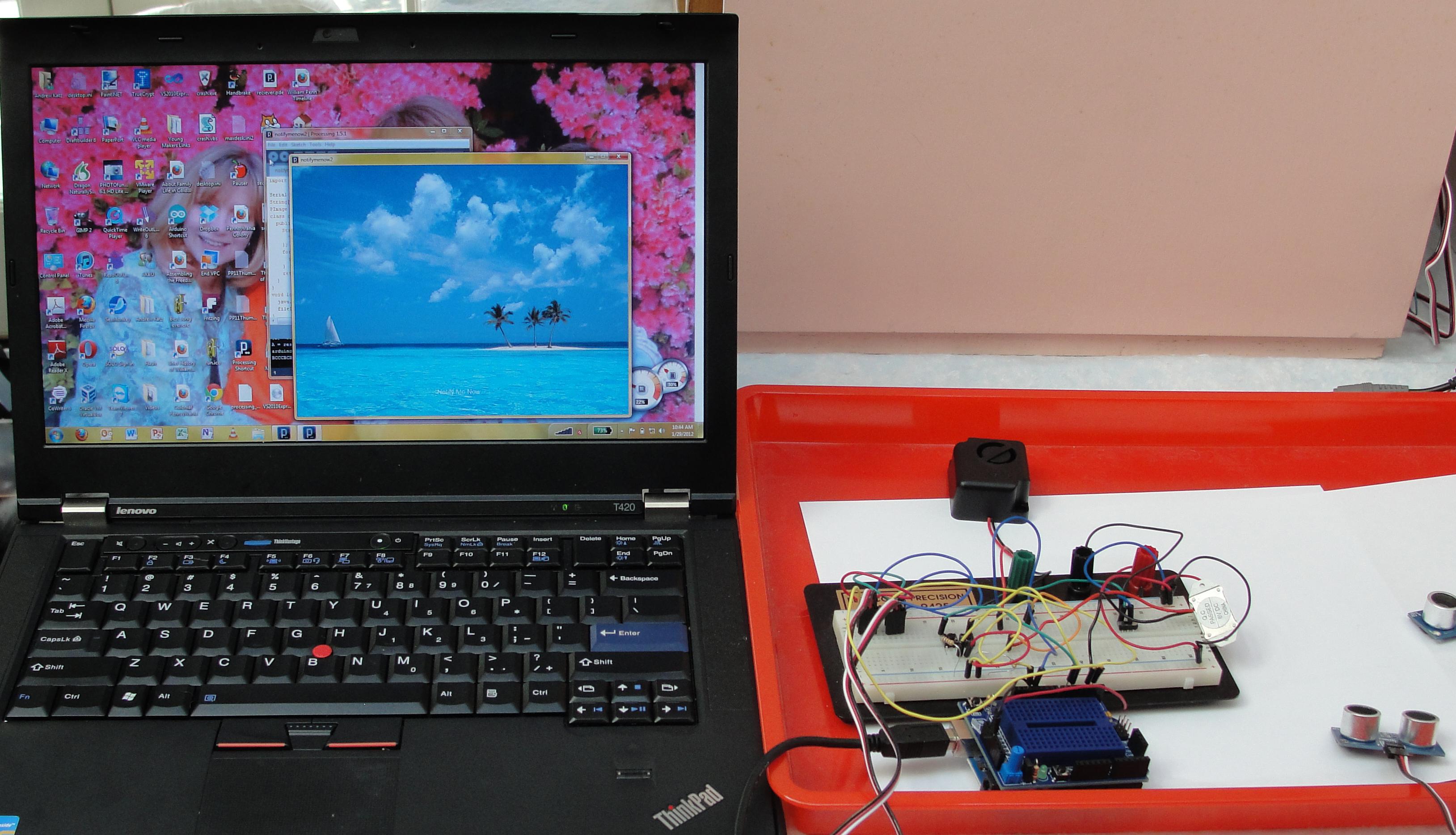 Prototyping & programming sensors