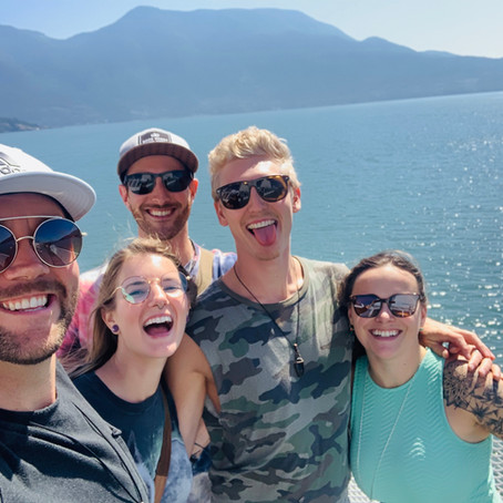 Sunshine Coast Getaway 🍄