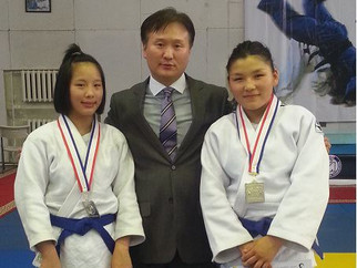 Монголын жудогийн шинэ найдвар