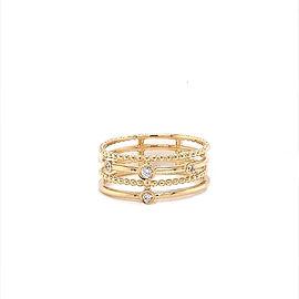 beaded layered diamond style ring.jpg