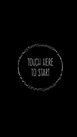 TOUCH HERE WHITE