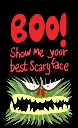 HOW YOUR BEST SCARY