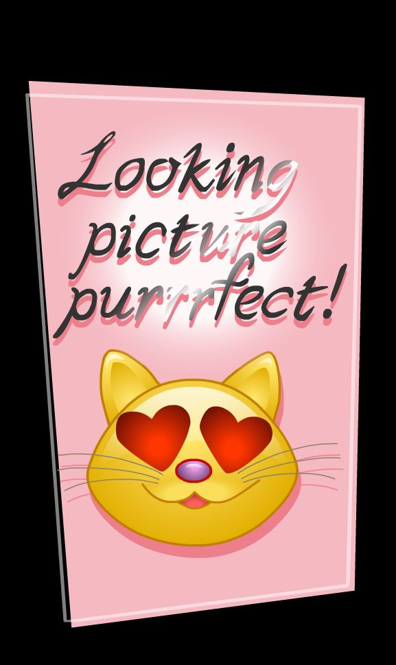 PICTURE PURRRRFECT