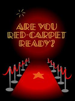RED CARPET READY
