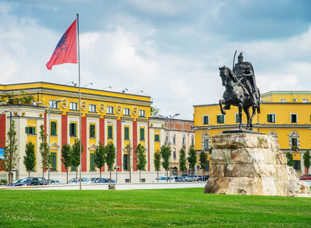 Discover the Capital and Northern part of Albania