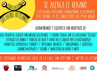 La Rastaquería mañana en La Latina