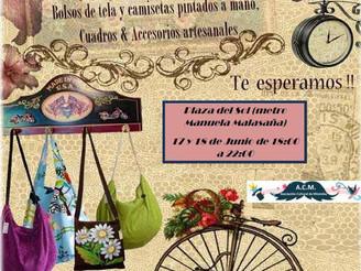 ¡Ferias de artesanía!