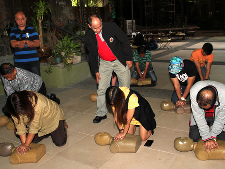 CPR, a life-saving know-how