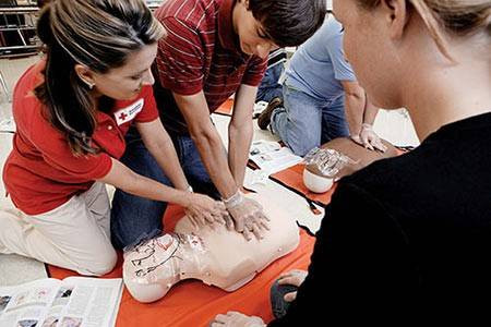 CPR Saves: Stories from the Red Cross