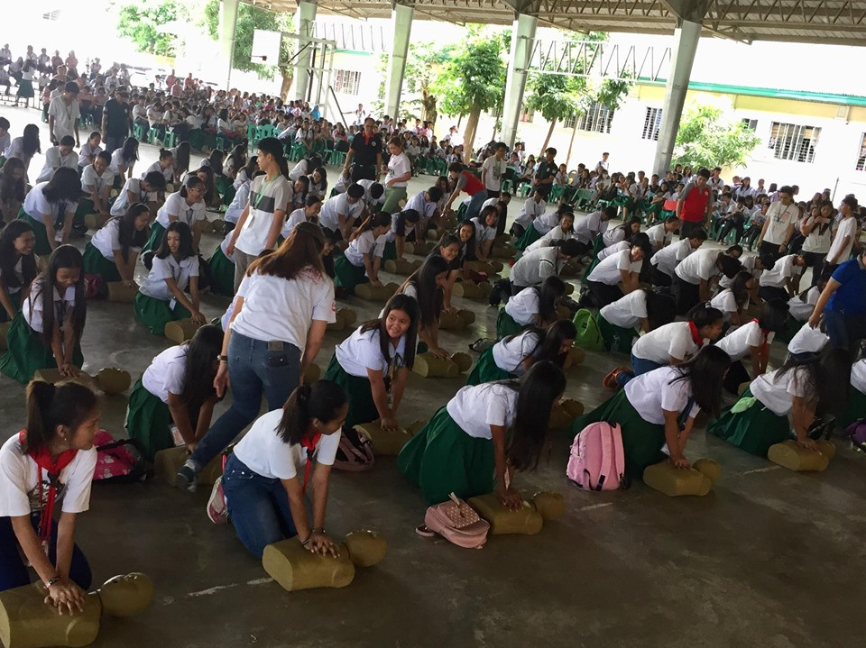 cpr training in san jose city, philippines