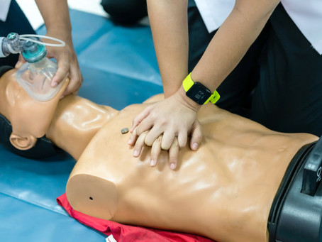 Importance of basic life support training for first and second year medical students