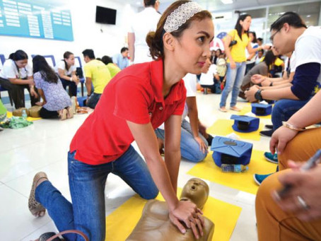DOH 7 wants public to learn how to do CPR to save lives