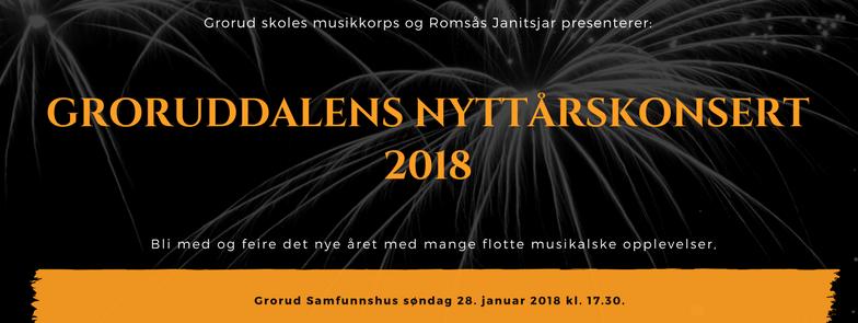 Groruddalen Oslo Nyttårskonsert Romsås Janitsjar