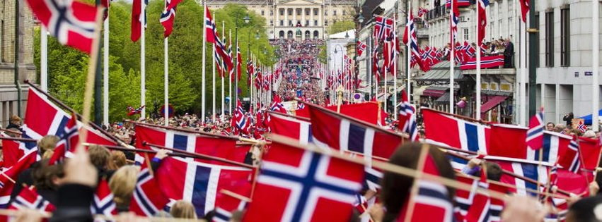 Hurra for 17. mai og Romsås Janitsjar