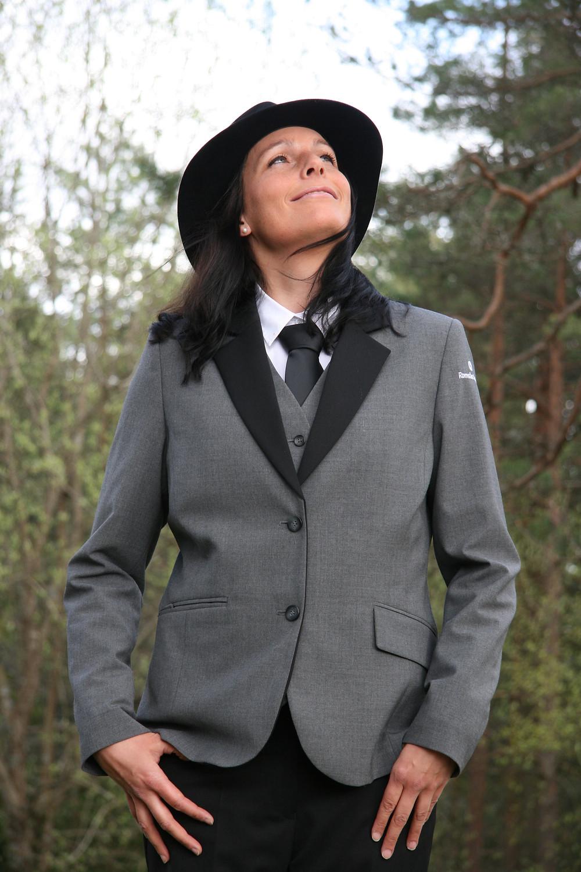 Bilde fra Romsås Janitsjar sin nye uniform