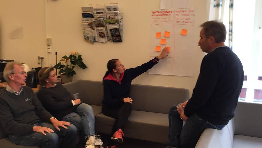 Romsås Janitsjar workshop - suksesskriterier og verdier