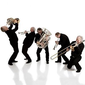 Romsås Janitsjar spiller konsert med The Brazz Brothers i Gorud Kirke