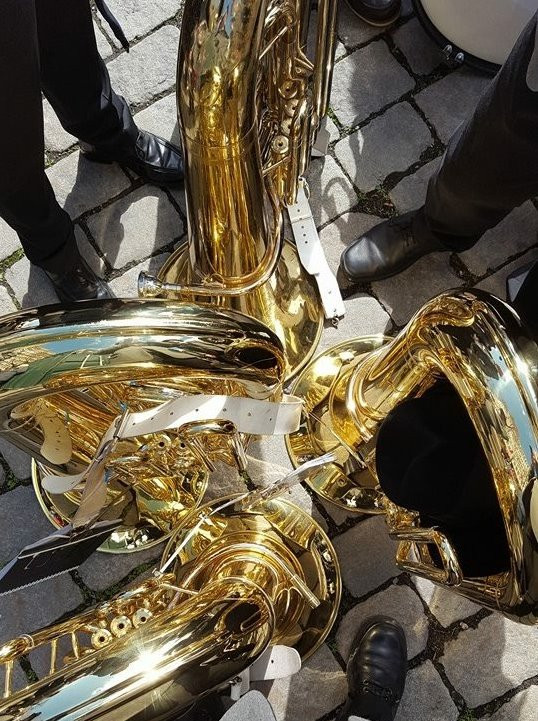 Romsås Janitsjar tuba