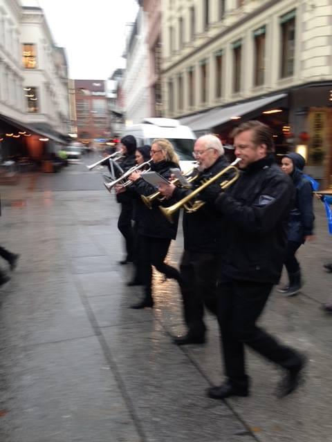 FN-dagen 2014, trompet