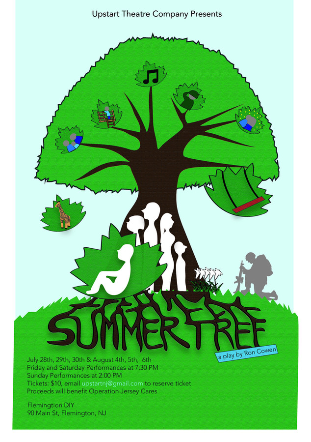 Summertree: An Upstart Theatre Company Production