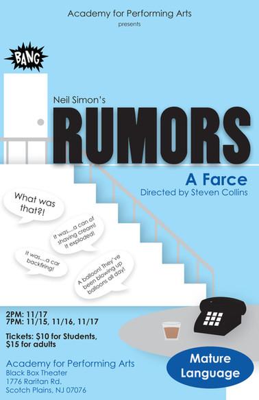 APA presents Rumors