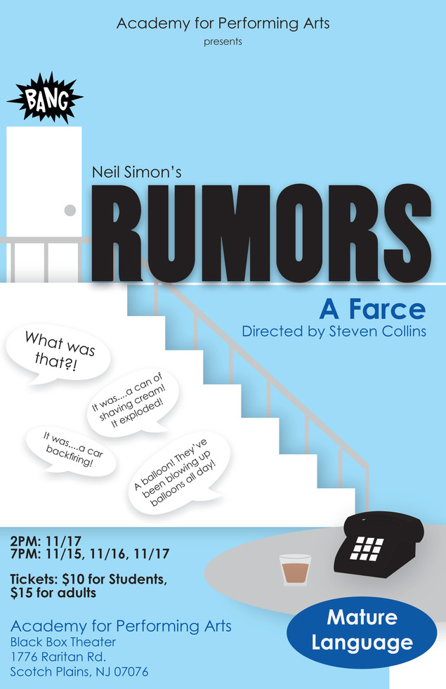 APA presents Rumors