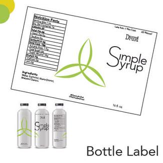 Bottle Lable
