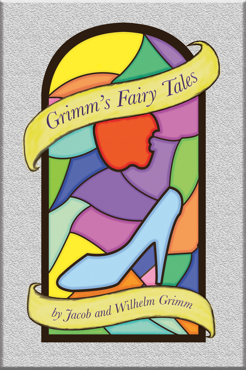 Grimms Fairy Tale Book Cover