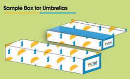 Boxes for Umbrellas