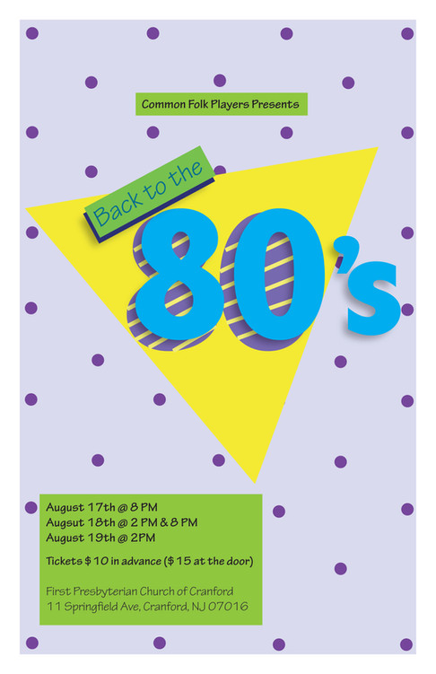 Back to the 80s: A Production