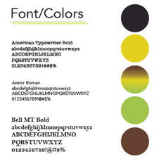 Fonts/Colors