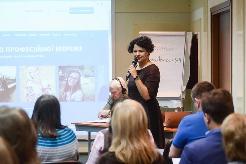 Regional Voices media forum, 2017