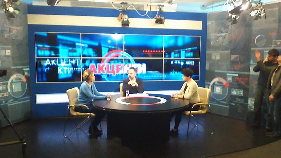 Advocating for internal refugees integration, Ltava TV