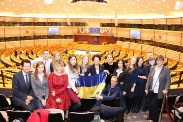 Brussels Study tour in 2017