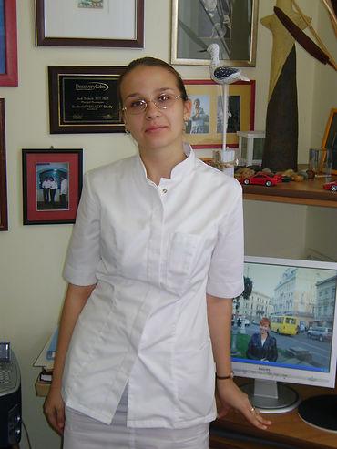 Ассистент профессора Плеханова Л.А. - Захарчук Юлия Стефановна