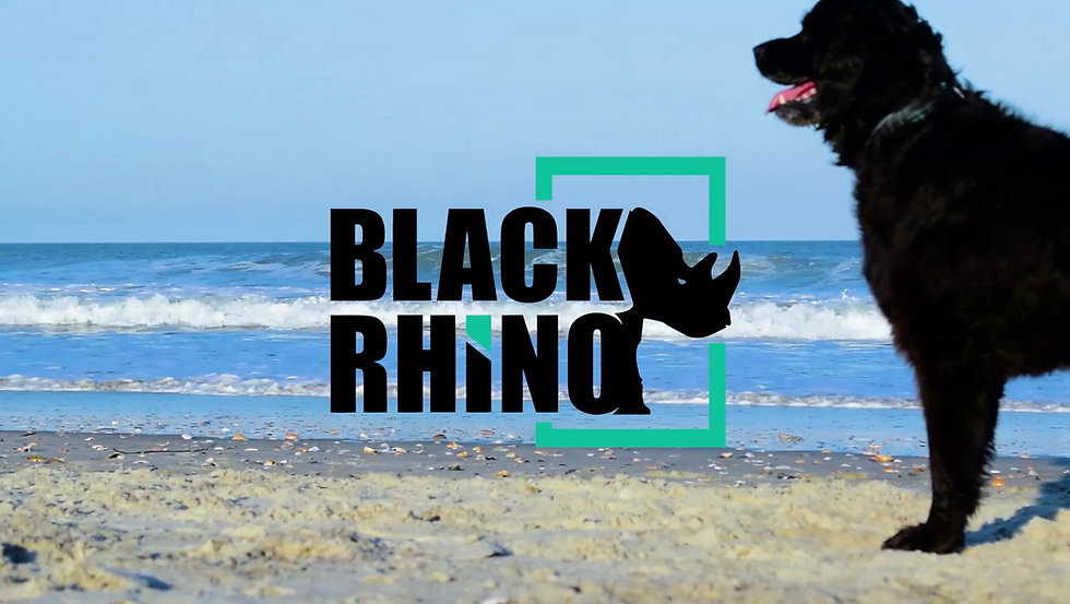 Black Rhino Dog Products