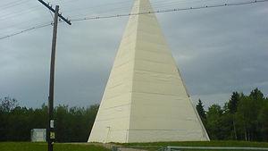 Пирамида на Селигере