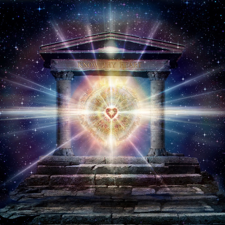 The Temple Training- Love Initiation