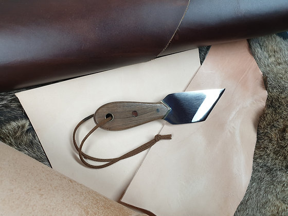 Leatherworking Skiving Knife