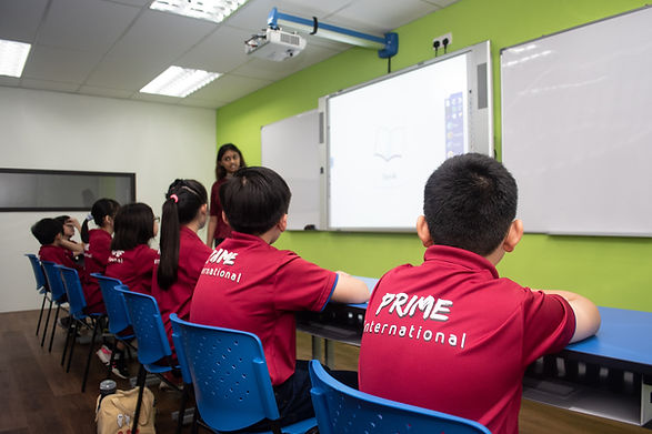 Prime International Classroom