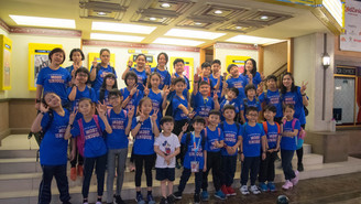 Field Trip - KidZania & District 21