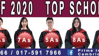 IGCSE Top Scholar 2020