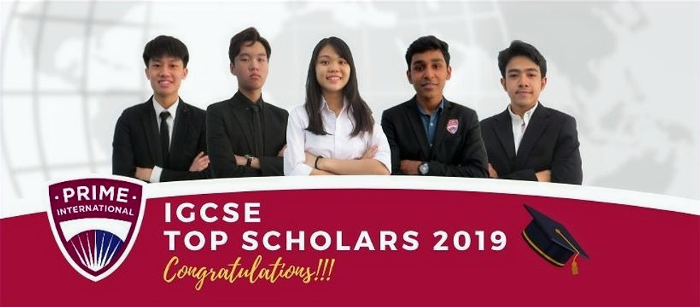 Prime International Top Scholars 2019