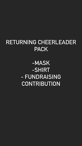 Returning Cheerleader Pack