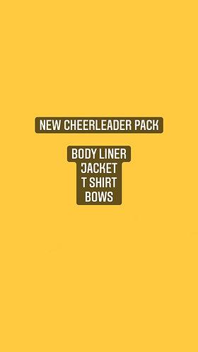 New Cheerleader Pack