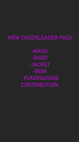 New Cheerleader Pack
