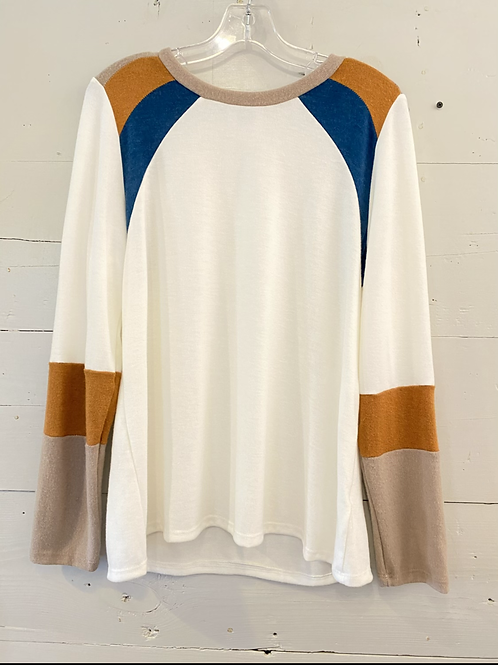Prep Up Sweater