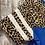 Thumbnail: Blue/Leopard Jersey Top