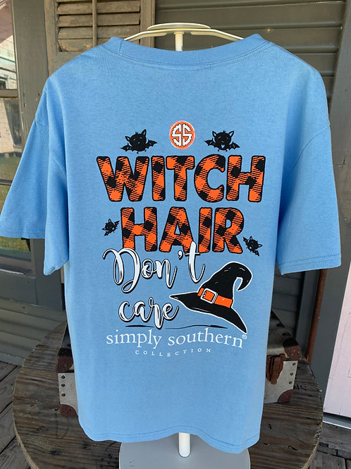 SS Youth Witch Hair Tee